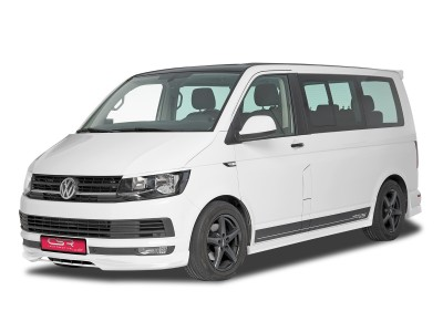 VW Transporter T6 CX Side Skirts