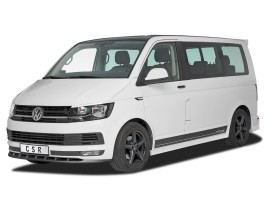 VW Transporter T6 Crono Front Bumper Extension