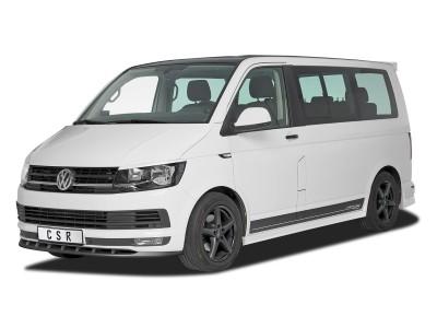 VW Transporter T6 Crono Front Bumper Extension