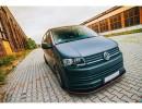 VW Transporter T6 Master Front Bumper Extension