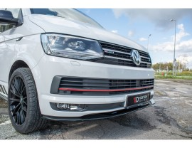 VW Transporter T6 Maximus Front Bumper Extension