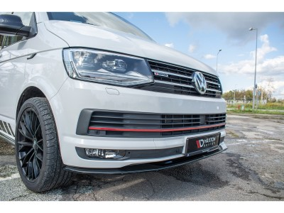 VW Transporter T6 Maximus Front Bumper Extension