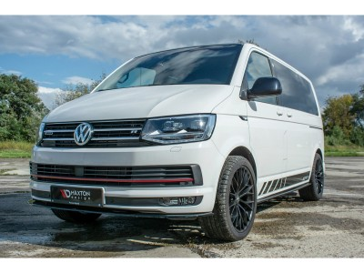 VW Transporter T6 Maximus Side Skirts