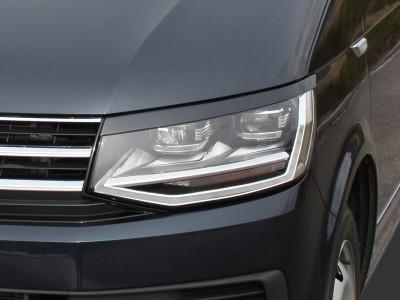 VW Transporter T6 RX Scheinwerferblenden