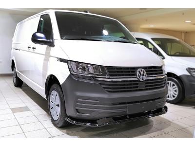VW Transporter T6 Sport Front Bumper Extension