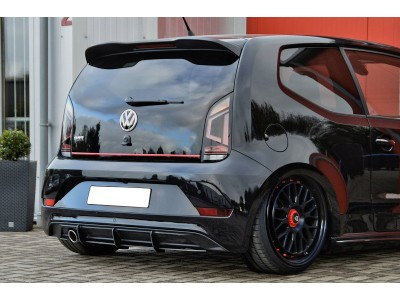 VW Up GTI Intenso Rear Bumper Extension