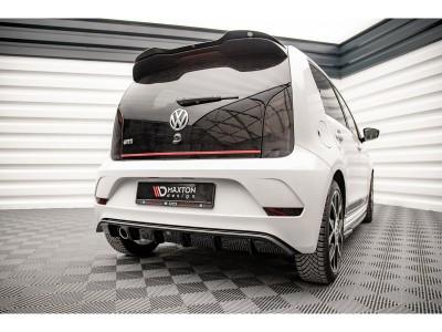 VW Up GTI MX Rear Bumper Extension