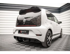 VW Up GTI MX Rear Wing Extension
