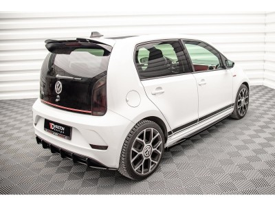 VW Up GTI MX Side Skirt Extensions