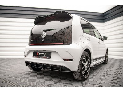 VW Up GTI Matrix Rear Bumper Extension
