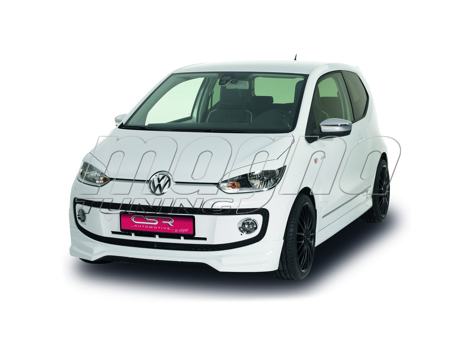 vw up sfx front bumper extension. Black Bedroom Furniture Sets. Home Design Ideas