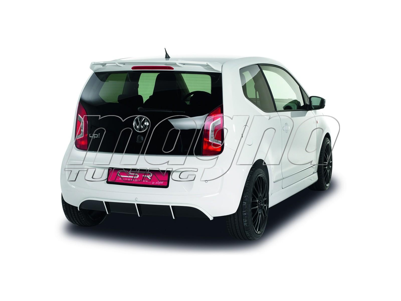 VW Up SFX Rear Bumper Extension