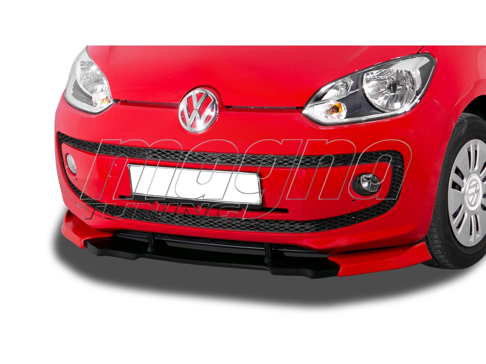 VW Up Verus-X Front Bumper Extension