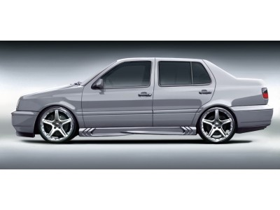 VW Vento Power Side Skirts
