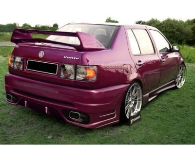 VW Vento Samurai 2 Rear Wing