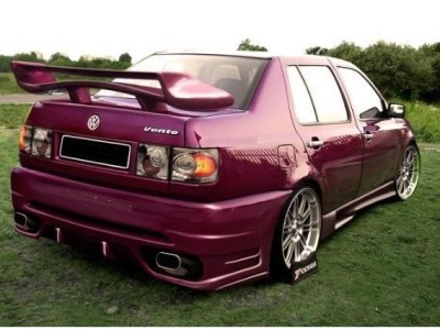 VW Vento Samurai Rear Wing