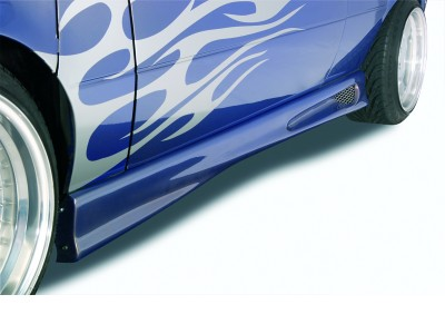 VW Vento XL-Line SE Side Skirts