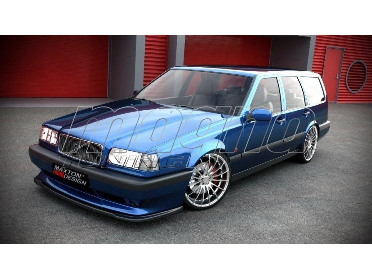 volvo 850 r m style front bumper extension. Black Bedroom Furniture Sets. Home Design Ideas