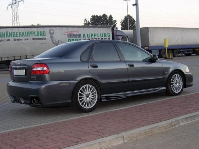 Volvo S40 Champion Side Skirts