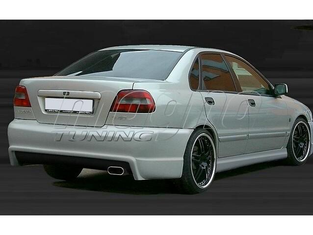 Volvo S40 Vx Rear Bumper
