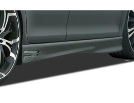 Volvo S60 MK3 GT5 Side Skirts