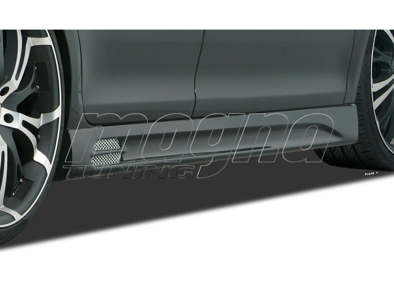 Volvo S60 MK3 GTX-Race Side Skirts