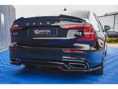 Volvo S60 MK3 MX Rear Bumper Extension