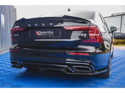Volvo S60 MK3 MX Rear Wing Extension