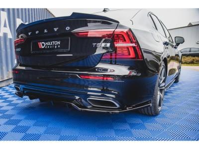 Volvo S60 MK3 MX2 Rear Bumper Extension
