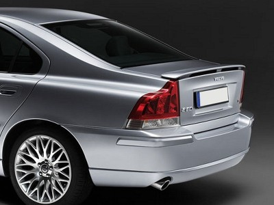 Volvo S60 Speed Rear Wing