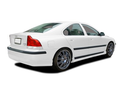 Volvo S60 Street Side Skirts