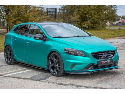 Volvo V40 MK2 MX Side Skirt Extensions
