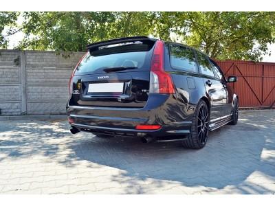 Volvo V50 Master Rear Bumper Extensions