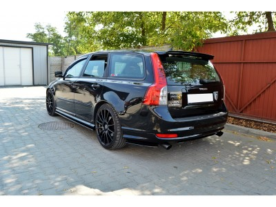 Volvo V50 Master Side Skirts