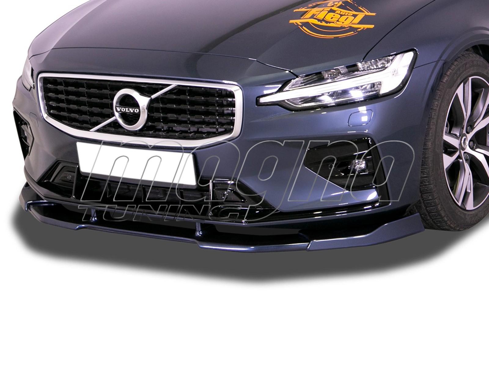 Volvo V60 MK2 RX Front Bumper Extension