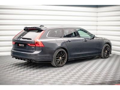 Volvo V90 MX Rear Bumper Extension