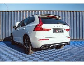 Volvo XC60 MK2 MX Rear Bumper Extension