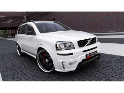 volvo xc90 mk1 body kit front bumper rear bumper side. Black Bedroom Furniture Sets. Home Design Ideas