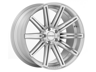 Vossen CV4 Silver Polished Wheel