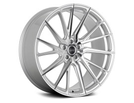 Vossen HF-4T Silver Polished Wheel