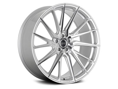 Vossen HF-4T Silver Polished Wheel