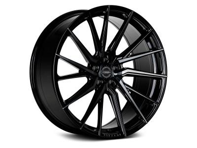 Vossen HF-4T Tinted Gloss Black Wheel