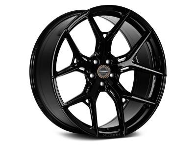 Vossen HF-5 Gloss Black Wheel