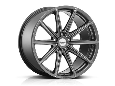 Vossen VFS10 Gloss Graphite Wheel