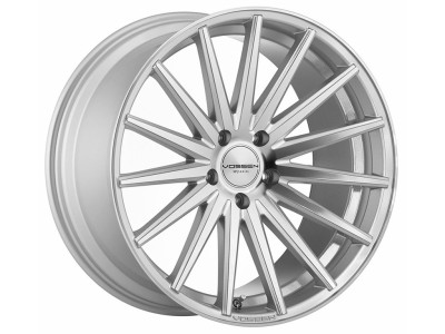 Vossen VFS2 Silver Brushed Wheel