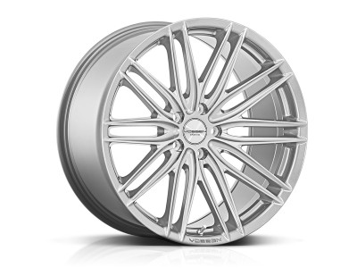 Vossen VFS4 Silver Metallic Wheel