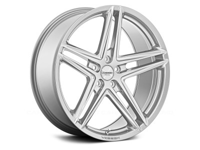 Vossen VFS5 Silver Metallic Wheel