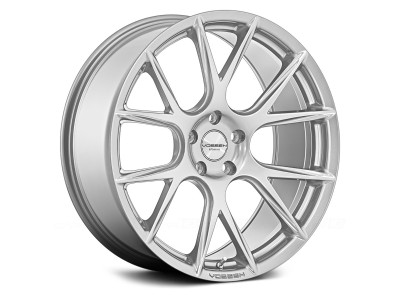 Vossen VFS6 Silver Metallic Wheel