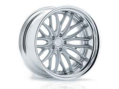 Vossen VWS-2 Matte Silver Wheel