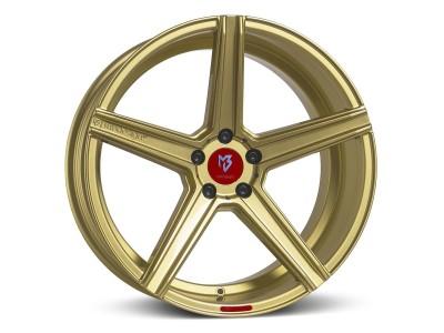 mbDesign KV1 Gold Alufelni